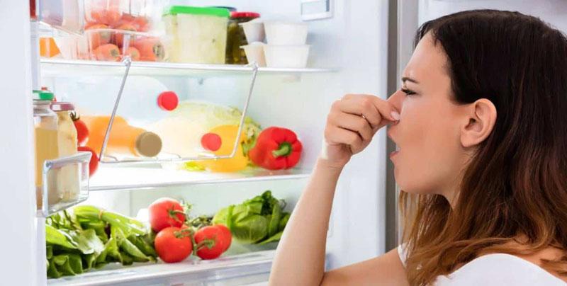 Como tirar cheiro da geladeira?