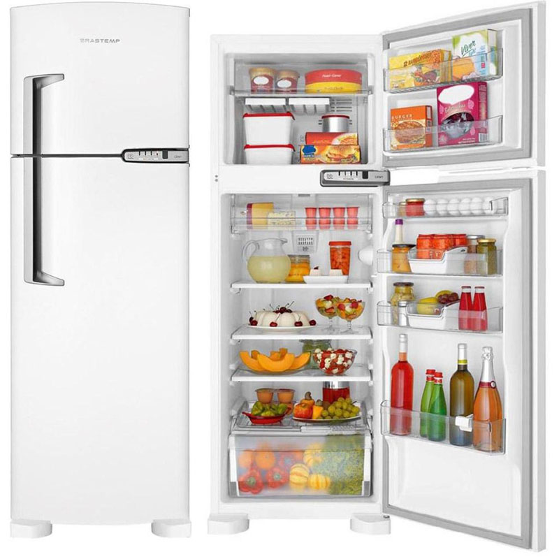 Melhor geladeira Brastemp