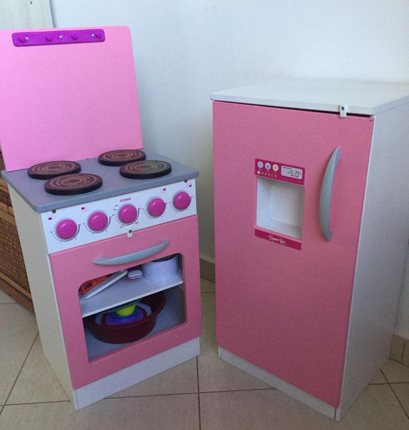 Melhor geladeira infantil