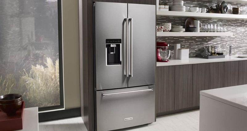 Melhor geladeira inox