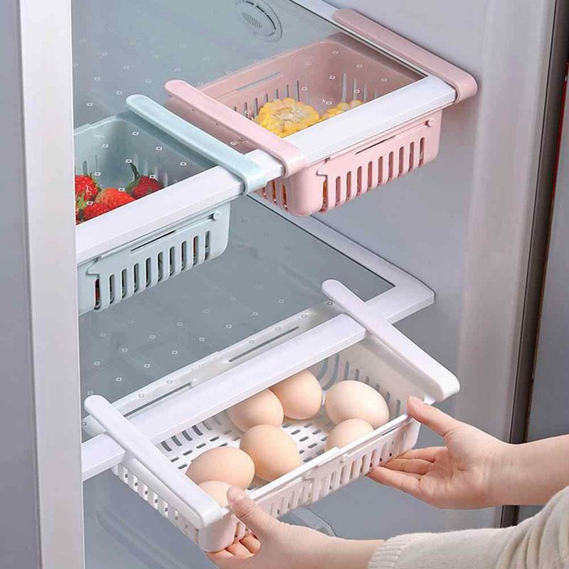 Melhor organizador para geladeira