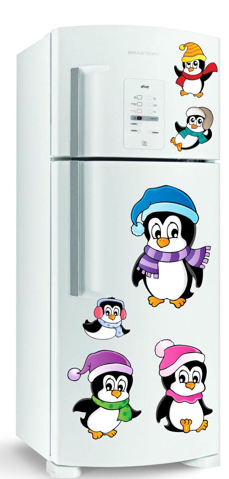 Melhores adesivos para geladeira