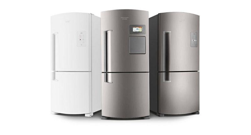 Tipos de geladeira
