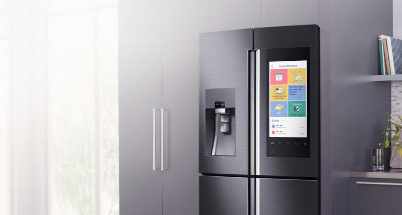 Melhor geladeira inteligente