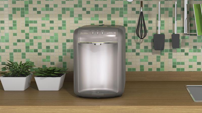 Diferença entre purificador e filtro de água