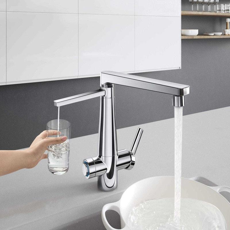 Melhor purificador de água com torneira